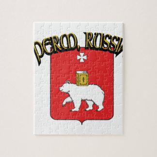 Perm Russia Puzzle