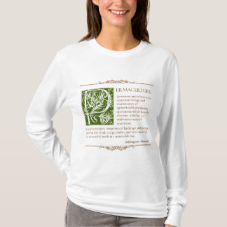 Permaculture - A Defenition (1) T-Shirt