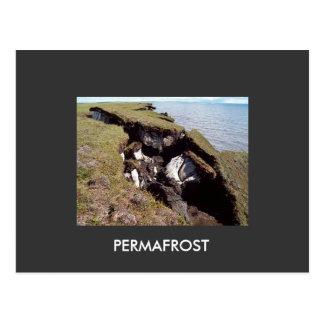 permafrost, PERMAFROST Postcard