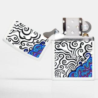 Permafrost Zippo Lighter