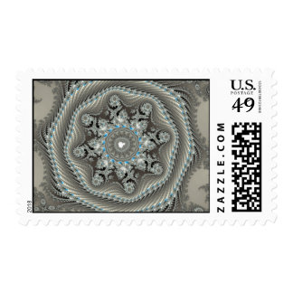 Permafrosting - Fractal Stamp