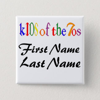 Permanent Event Name tag Button