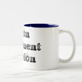 Permanent Vacation Mug