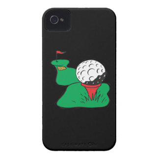 Permanezca el curso iPhone 4 Case-Mate carcasa