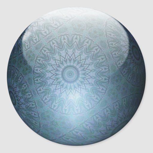 Permascope Jewel Sticker