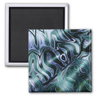 Permascope Warp Abstract Magnet