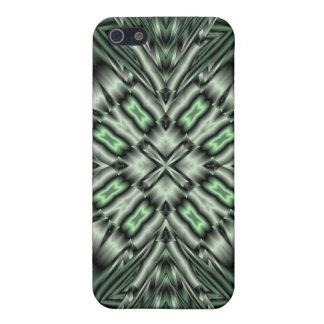 Pern abstracto iPhone 5 carcasa