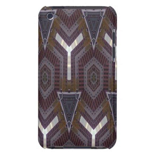 Pern abstracto moderno Case-Mate iPod touch cárcasa