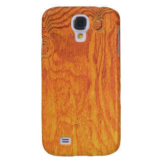 Pern de madera funda para galaxy s4
