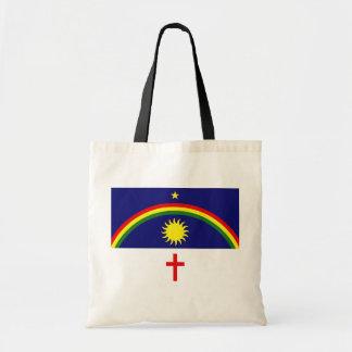 Pernambuco, Brazil Canvas Bags