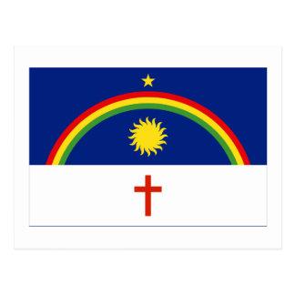 Pernambuco, Brazil Flag Post Card