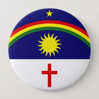 Pernambuco, Brazil Pinback Button
