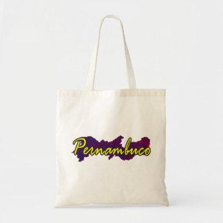 Pernambuco Tote Bag