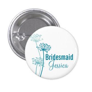 Perno/botón modernos del boda de la flor del perif pins
