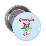Perno de Georgia OES Pins