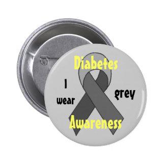 Perno de la conciencia de la diabetes pins