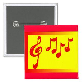 perno de las notas musicales pin