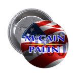 Perno de Mccain Palin Pin