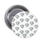 perno del diamante pin