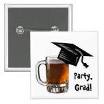 Perno del fiesta del graduado pin