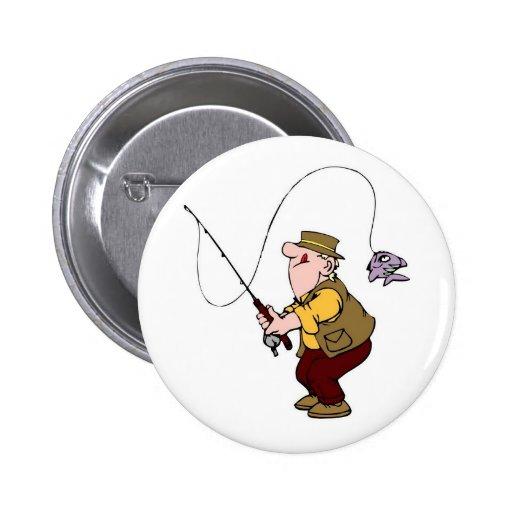perno del pescador pin redondo 5 cm