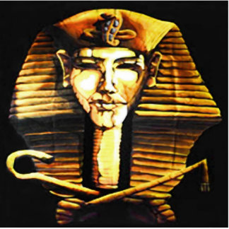 Perno/insignia de Akhenaten Pin Fotoescultura