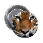 Perno malayo del tigre #3 pin