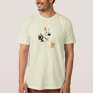 Perno, manoplas y rinoceronte Disney Playera