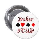 Perno prisionero del póker pin