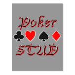 Perno prisionero del póker postal