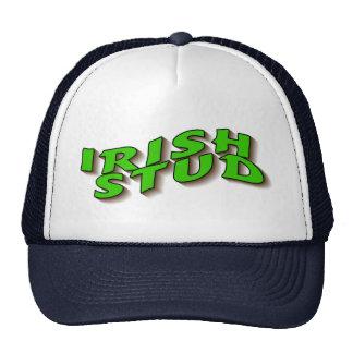 Perno prisionero irlandés gorras