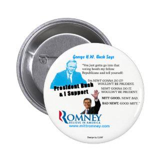Perno prudente del Newt de Romney Pin