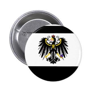 perno prusiano de la bandera pins