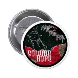 Perno solemne de la esperanza pin
