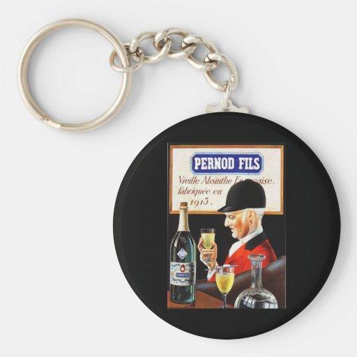 Pernod Fils Llaveros Personalizados