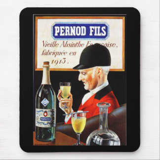 Pernod Fils Mouse Pad