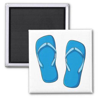 Pernos azules de encargo de las tarjetas de imán de frigorifico