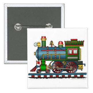 Pernos de Choo Choo del motor de vapor del tren Pin