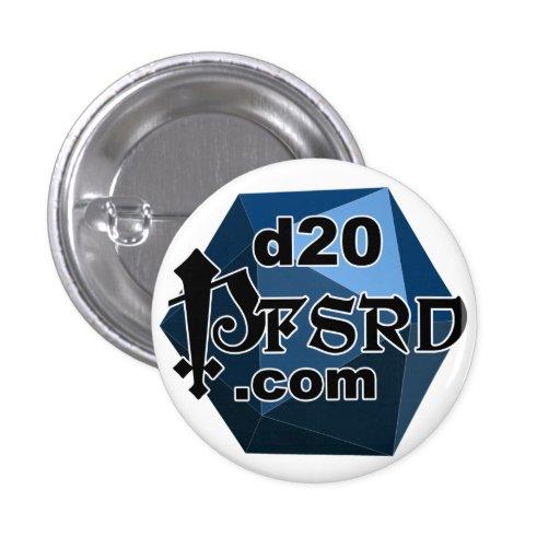 pernos de d20pfsrd.com pin redondo 2,5 cm