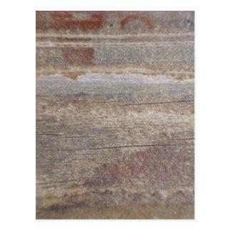 pernos de madera w 2 postal