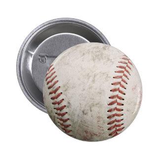 pernos del béisbol pin redondo de 2 pulgadas