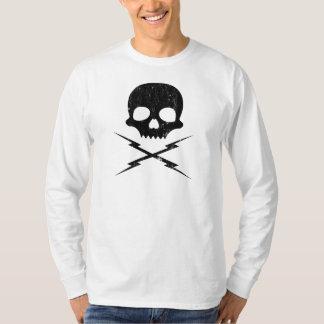 Pernos laterales del cráneo de la prueba de la camisas