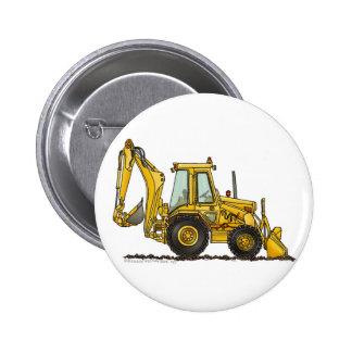Pernos picadores de la construcción del cargador d pin redondo 5 cm