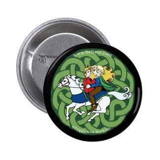 Pernos y botones célticos, Ossiean y diseño de Nie Pin