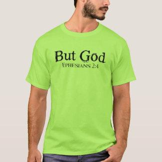 Pero fuente del negro de la camisa de dios