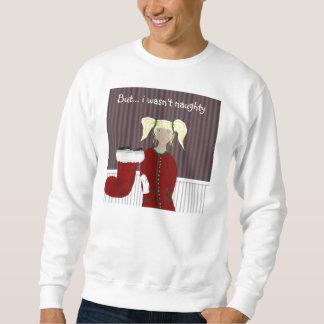 Pero… no era travieso pulovers sudaderas