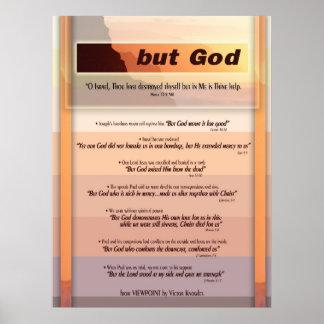 pero poster de dios
