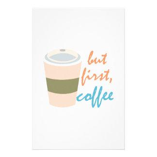Pero primer café papeleria