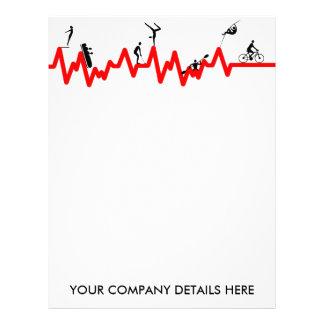 Peronal trainer letterhead