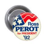 Perot - botón